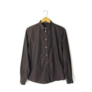 Dolce & Gabbana button down shirt blouse sz 42 IT